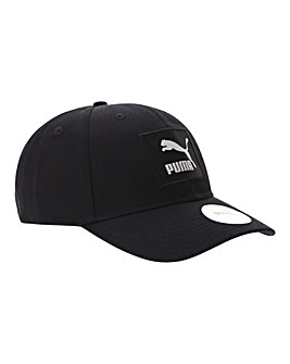 Puma Logo Label Cap