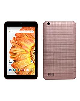 Venturer Voyager 7in 16GB Android 10 Tablet in Rose Gold