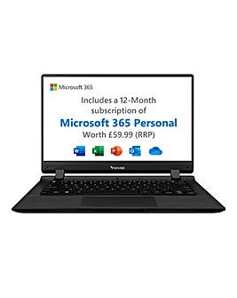 Venturer Europa 4GB 64GB 14in Windows Laptop