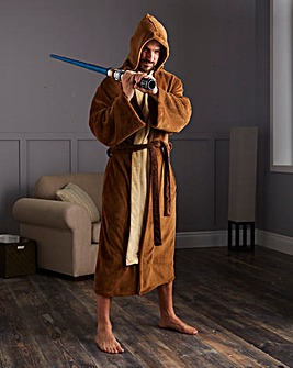 Star Wars Jedi Outfit Fleece Robe