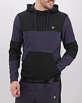 Lyle & Scott Colour Breaker Over Head Midlayer