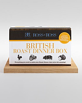 R & R British Roast Dinner Rubs Box