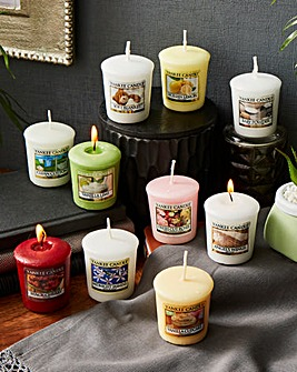 Yankee Candle Set of 10 Votives