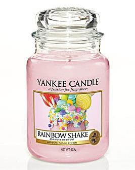 Yankee Candle Rainbow Shake Large Jar