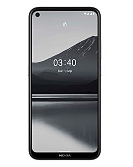 Nokia 3.4 Dual Sim Charcoal