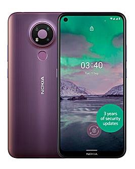 Nokia 3.4 Dual Sim Dusk