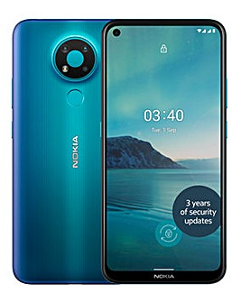 Nokia 3.4 Dual Sim Fjord