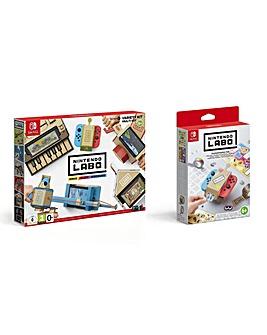 Labo 01: Variety Kit + Customisation Set