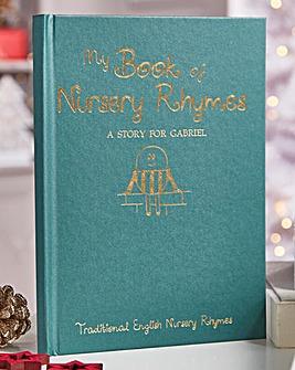 Pers Hard Back Nursery Rhymes Book