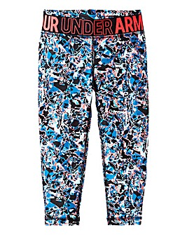 Under Armour Girls Printed Legging