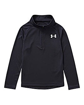 Under Armour Boys Tech 1/2 Zip Top