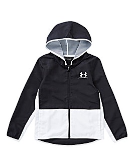 Under Armour Boys Woven Track Jacket