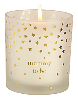 Bambino Mummy To Be Candle