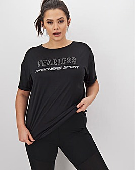 Skechers Loose Fit Top