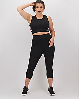 Skechers Sculpt Crop Legging