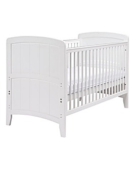 East Coast Venice Cot Bed