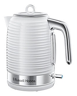 Russell Hobbs Inspire White Kettle