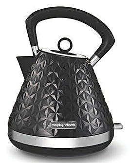 Morphy Richards Vector Black Kettle