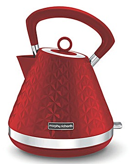 Morphy Richards Vector Red Kettle