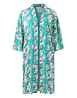 Lovedrobe Floral Print Longline Kimono