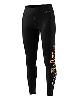 Adidas Branded Linear Tight
