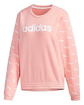 adidas AOP Panel Sweatshirt