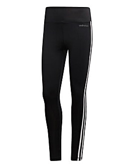 adidas D2M 3 Stripe Tight