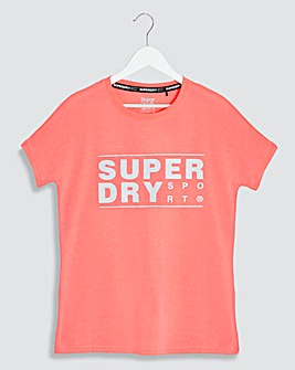 Superdry Sport Graphic T-Shirt