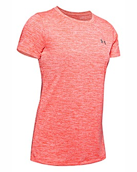 Under Armour Twist Crew Neck T-Shirt
