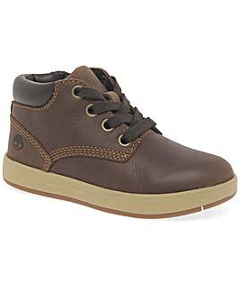 Timberland Davis Square Chuk Boys Boots