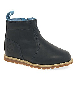Timberland Pokey Pine Zip Ankle Boots