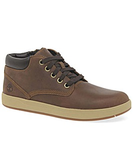 Timberland Davis Square Boys Ankle Boots