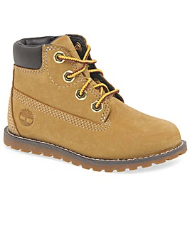 Timberland Pokey Pine Zip Toddler Boots