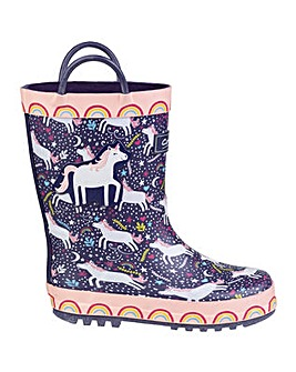 Cotswold Sprinkle Junior Wellington Boot