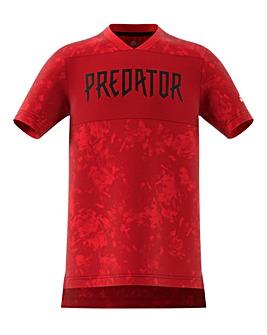 adidas Boys Predator Jersey