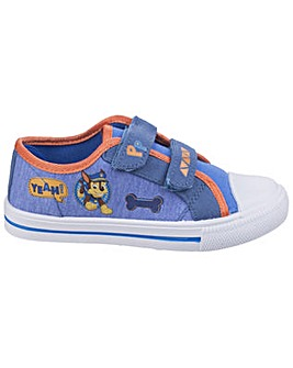 Paw Patrol Chase Touch Fastening Shoe