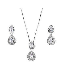 Alan Hannah Devoted Double Pear Drop Set