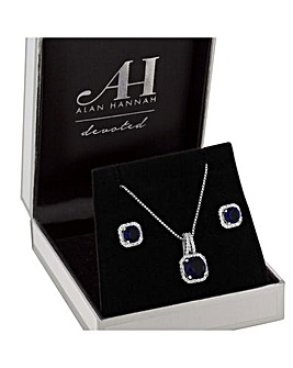 Alan Hannah Devoted Crystal Square Set
