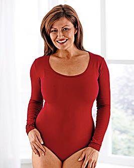 Round Neck Body with Cashmere