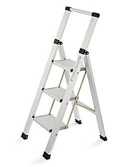 Ultra Slim and Lightweight Step Ladder
