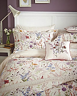 V&A Blythe Meadow Oxford Pillowcases Pr