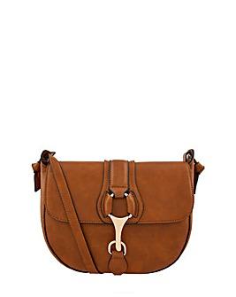 Monsoon Emily Equestrian X Body Bag