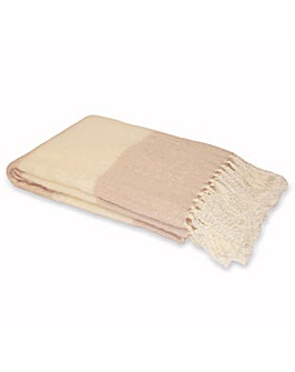 Cotswold Tassel Throw