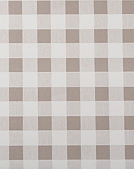 Wipe Clean Tablecloth Gingham