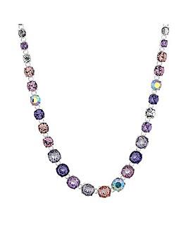 MOOD Rainbow Stone Allway Necklace