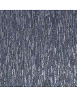Superfresco Vittorio Navy/Pale Gold Textured Plain Wallpaper