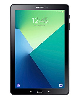 Samsung Tab A 10.1 Tablet Bundle Black