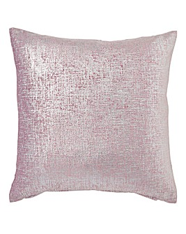 Morgan Metallic Velvet Filled Cushion