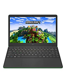 GeoBook 140 Minecraft Ed 14 inch Notebook + Minecraft & MS 365 Personal (1 year)