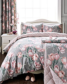Tulip Duvet Cover Set